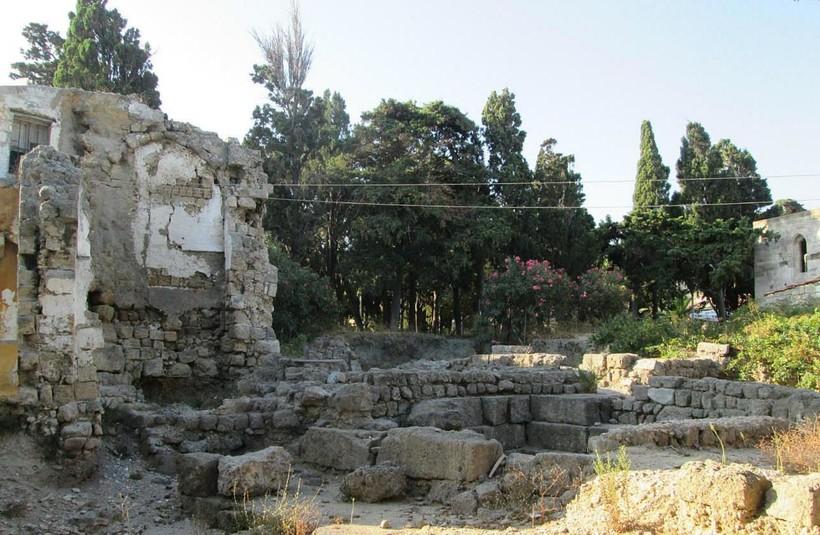 Родос: знакомство с достопримечательностями старого города