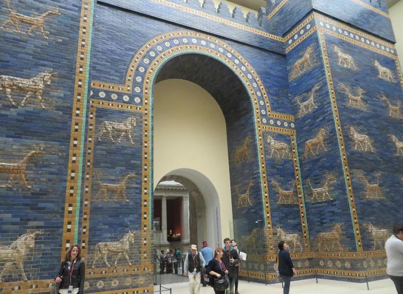 Берлин: я посещаю Пергамский музей