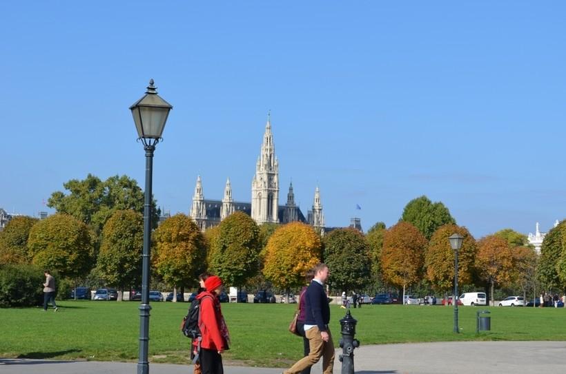 Вена: прогулка по улицам столицы