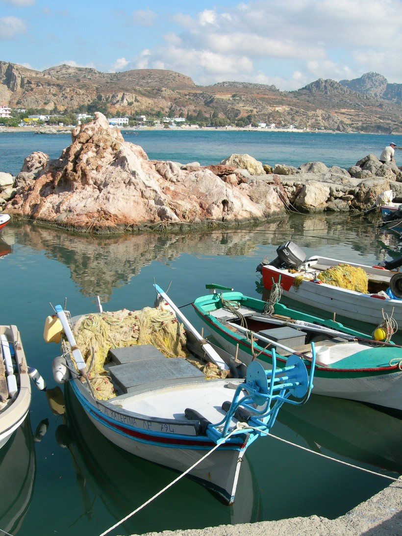 Стегна на острове Родос