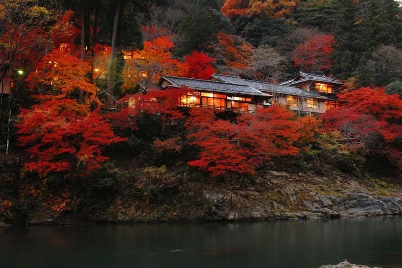 Япония в сентябре