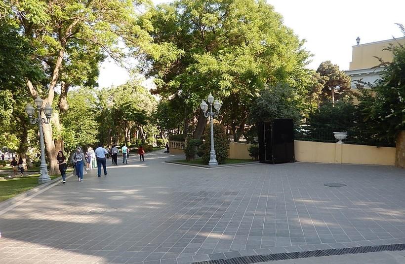 Баку: прогулка по улочкам города