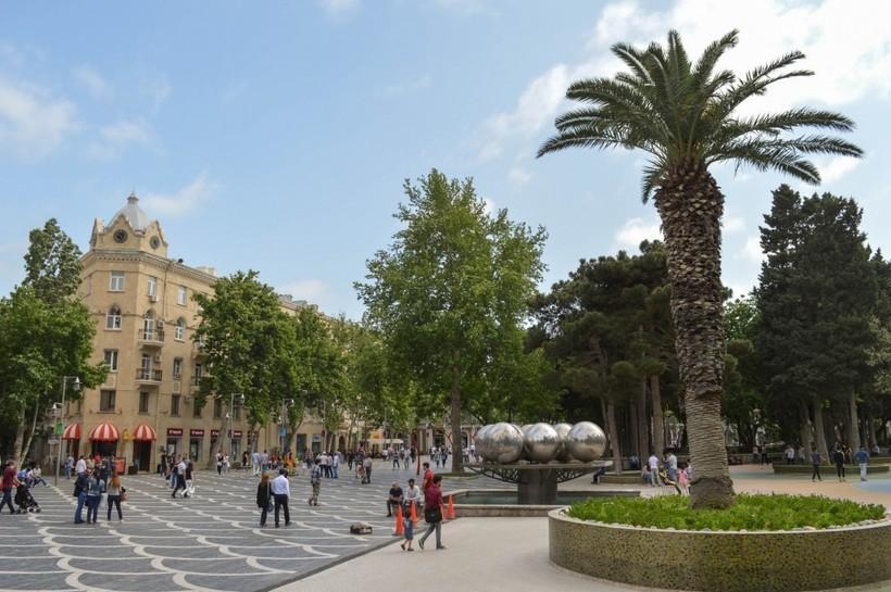 Баку: знакомство с местными красотами