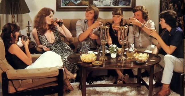 Диско-час: крутые фото о том, как проходили вечеринки в 1970-е