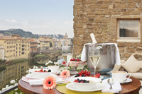 Hotel Continentale: как подружиться с Флоренцией
