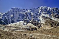 Красота горы Дыхтау
