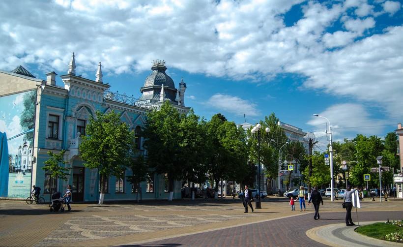 Краснодарский край: в поисках достопримечательностей