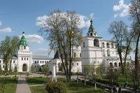 Майские каникулы в Костроме