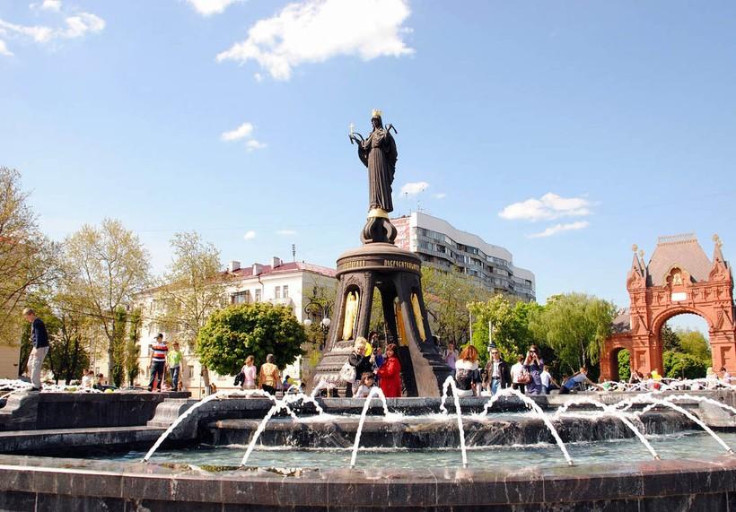 Краснодар: знакомлюсь с городскими красотами