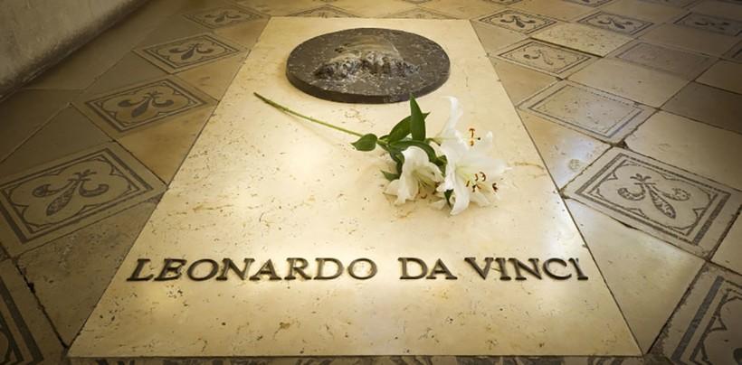 Последняя загадка да Винчи: чьи останки по правде лежат под плитой с его именем