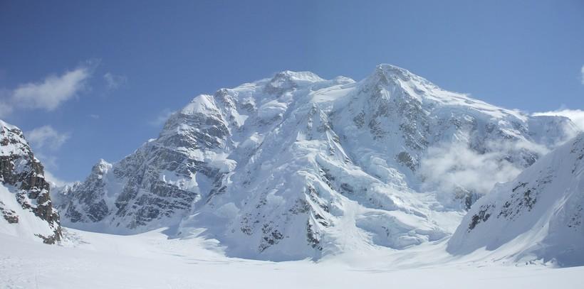 Гора Хантер