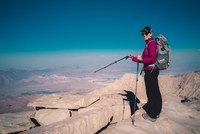 Восхождение на гору Уитни