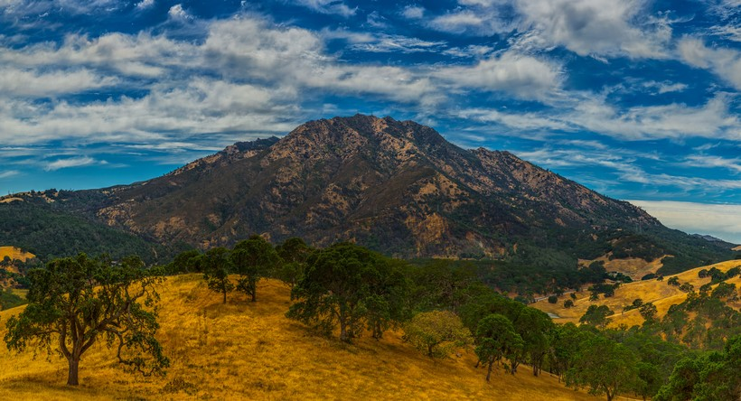 Гора Диабло