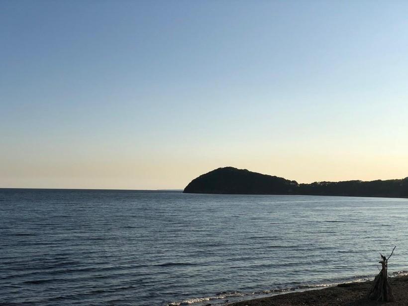 Весеннее море во Владивостоке