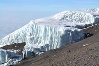 Ледник на Килиманджаро
