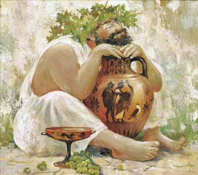 Смерть от еды: как проходили роскошные римские пиры