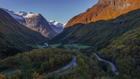 Фото Скандинавских гор