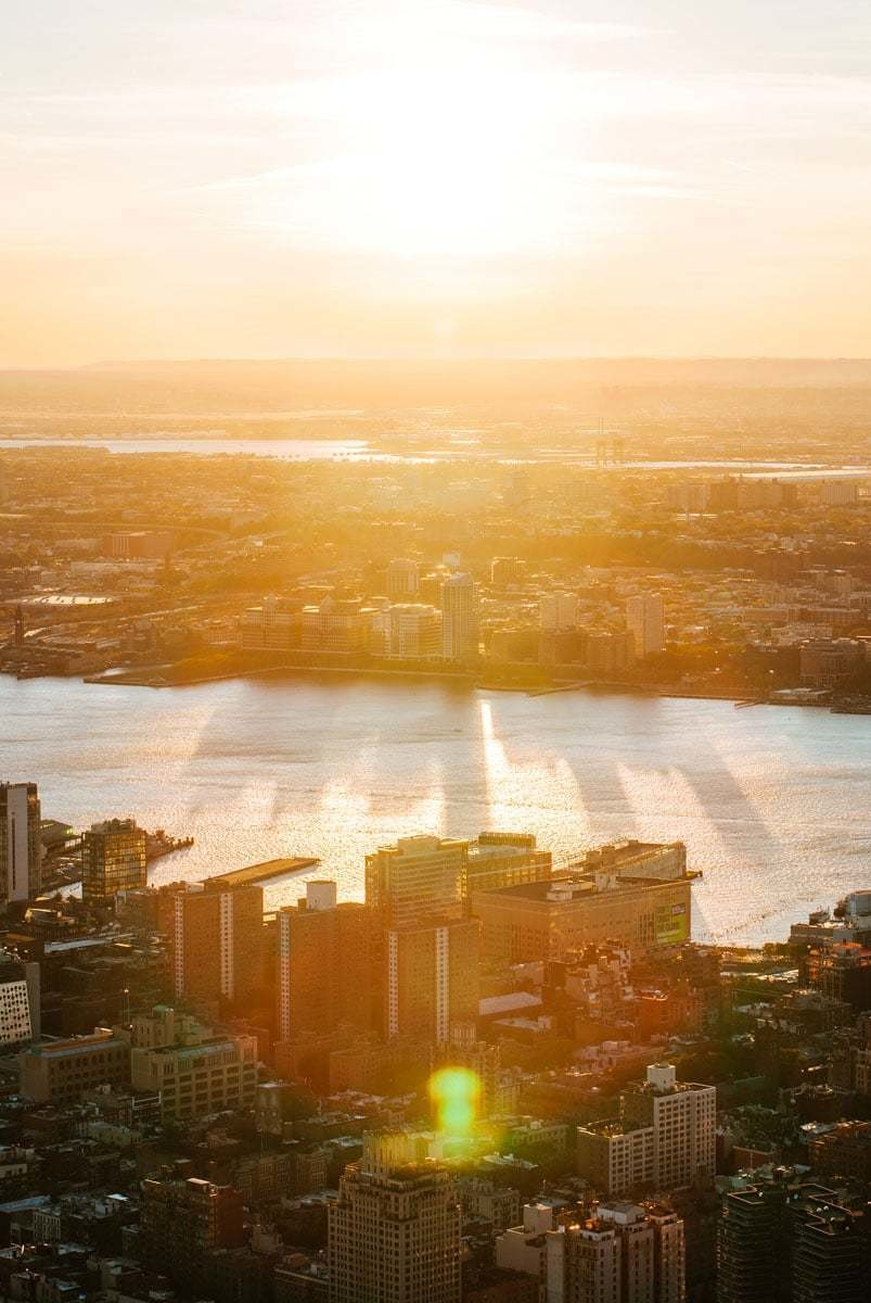 Фотограф снимает потрясающие городские пейзажи, показывая волшебство света