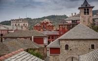 Монастырь Ватопед