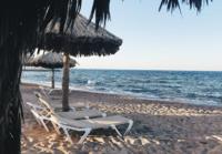 Пляж Aladdin Beach Resort