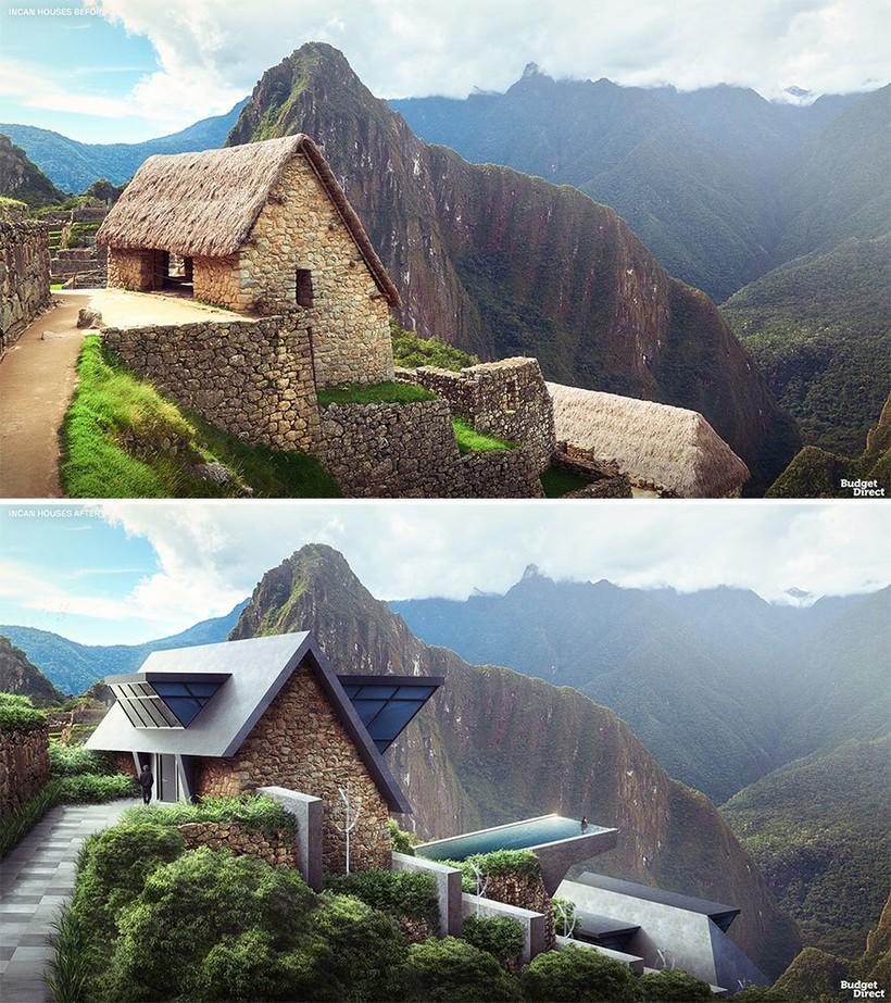 Дом инков в Перу