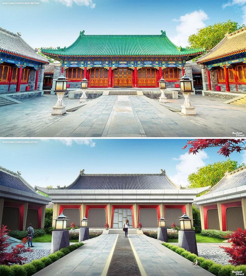Сыхэюань в Китае