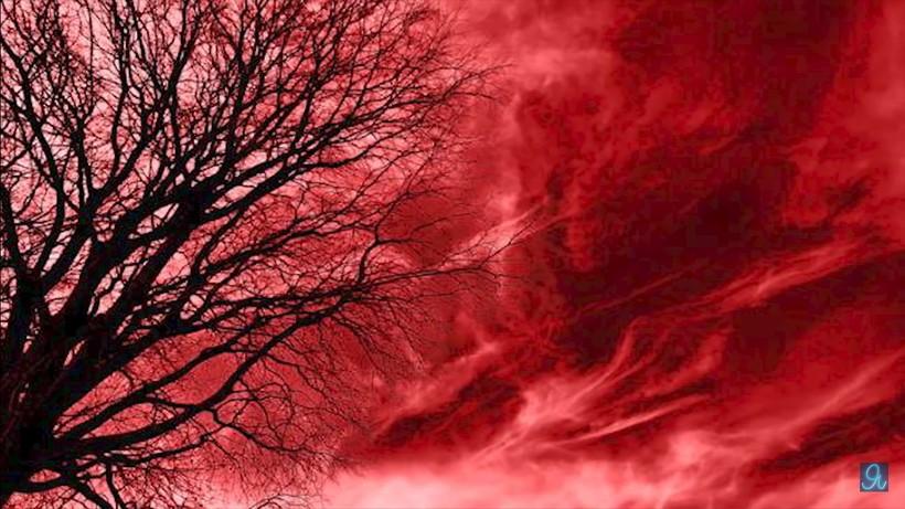 Видео: Красная мгла — явление, которое до сих пор не могут объяснить ученые