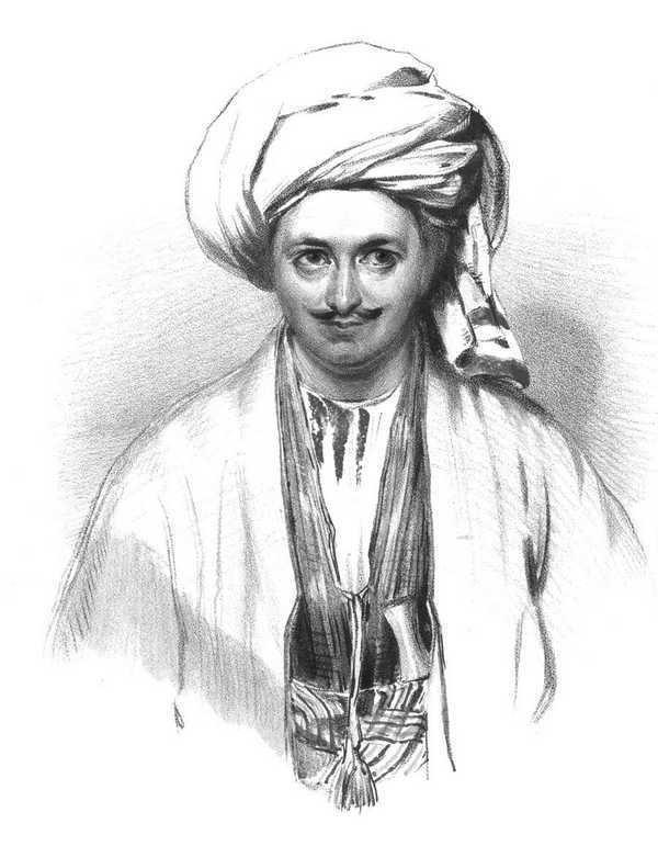 Александр Бернс