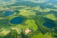 Бурное прошлое Лаахского озера в Германии: что скрывает безмятежная гладь водоема