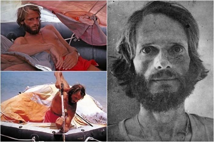 Как выжить 76 дней в океане одному — невероятная история Стивена Каллахана