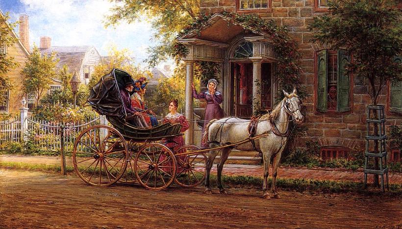 История личного транспорта: на чем ездили люди до появления первого автомобиля