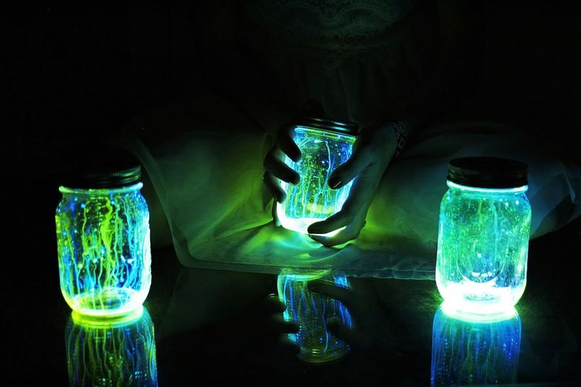Химики создали невероятно яркий флуоресцентный материал