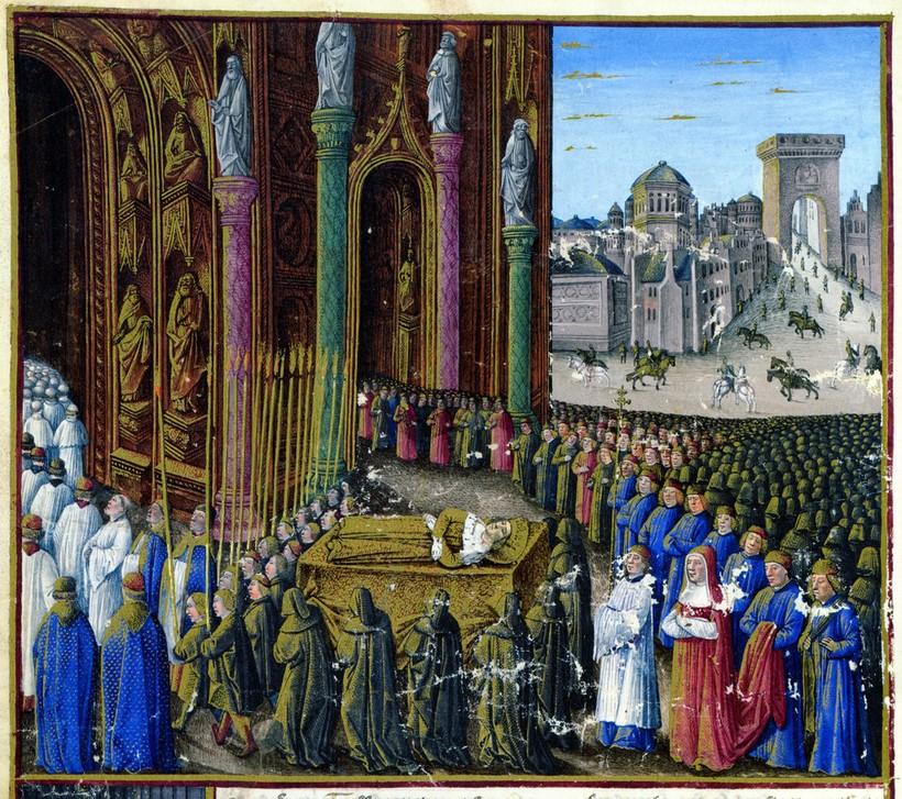 Почему Балдуина IV называли королем без лица, и вопреки чему он стал героем
