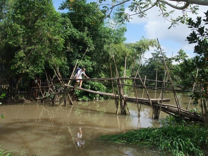 12 мостов со всего мира, по которым боятся ходить даже местные жители