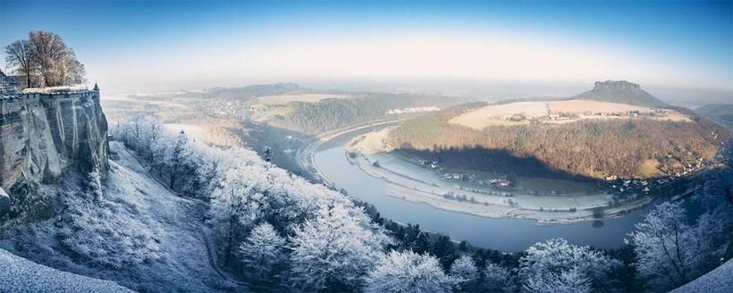 Племена обитали на берегу реки Эльбы