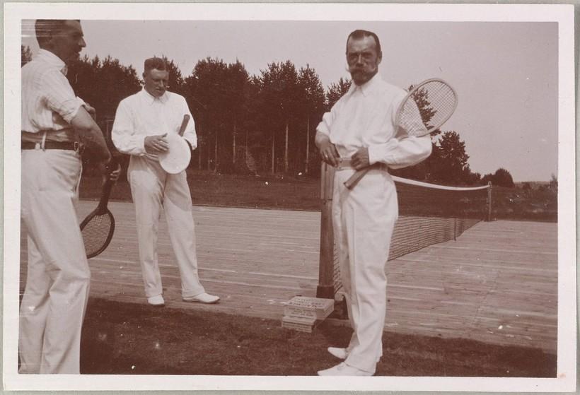 Какие виды спорта предпочитал Николай II