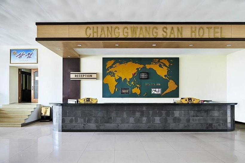 15 очень редких фото отелей Северной Кореи