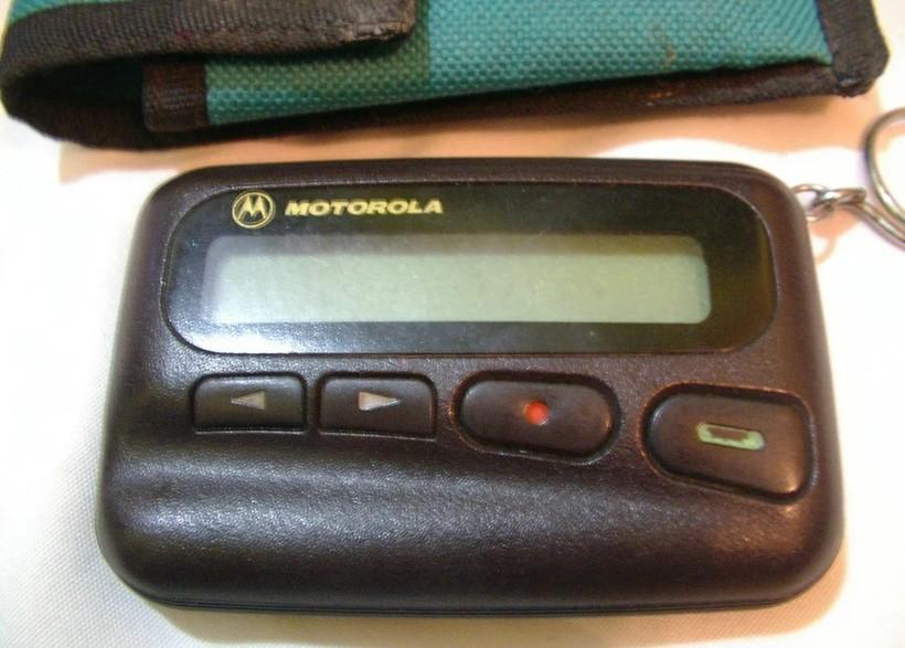 Пейджер фирмы Motorola