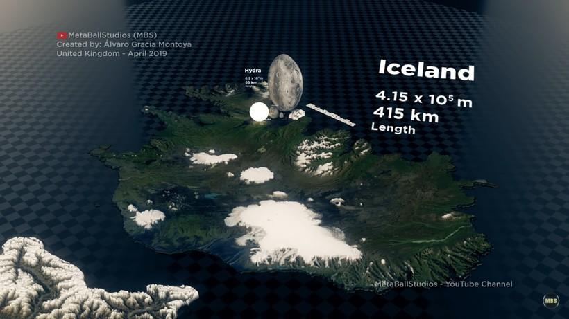 Видео: Сравнение размеров Вселенной