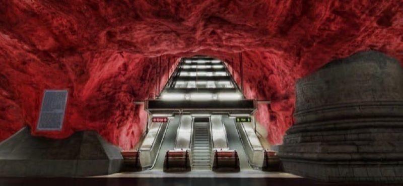 Искусство прямо в поезде: в Японии и Франции сделали вагоны-галереи