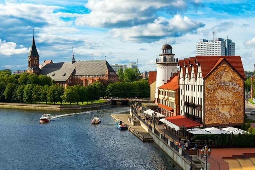 Иностранцы по праву считают Калининград культурным центром России