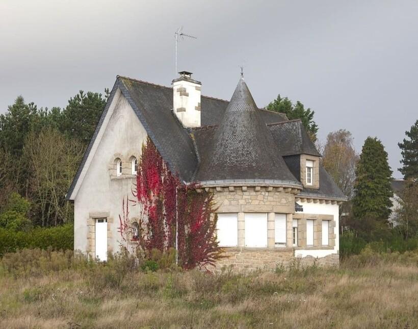 Уютный каменный дом в регионе Трегор
