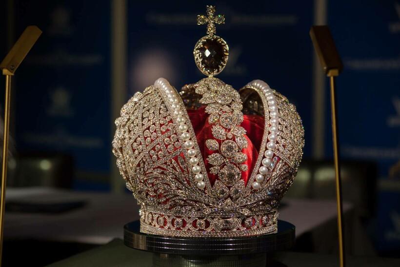 Та самая корона Екатерины II