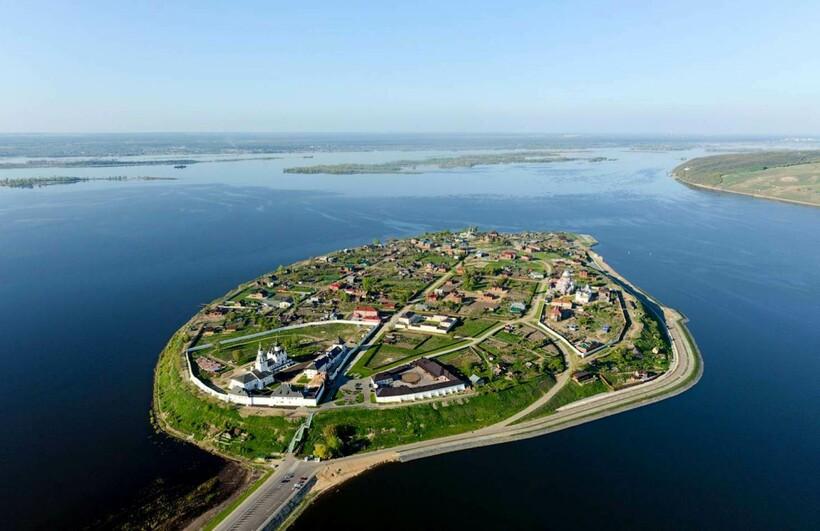 Свияжск, Татарстан