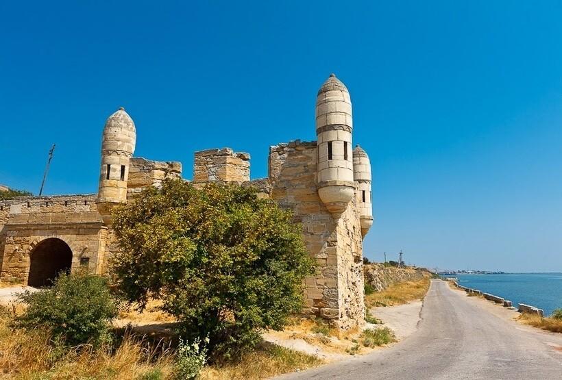 Архитектурный памятник Керчи