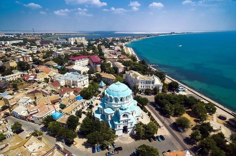 Крым, Евпатория