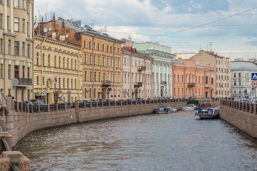 Центральный район Петербурга