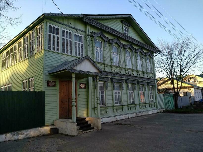 Микрорайон Затьмачье