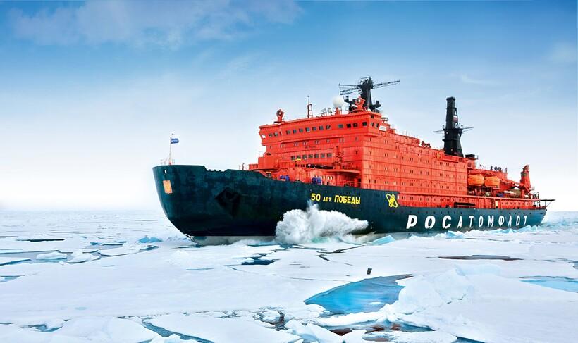 Круиз по Арктике