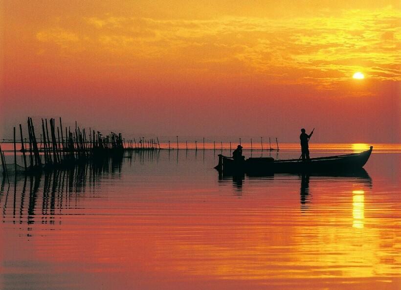 Озеро Валенсия